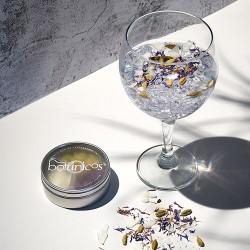 Cardamom, Coconut & Cornflower Botanicals Tin - Gin Gift