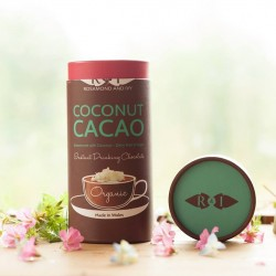 Coconut Cacao Instant Luxury Hot Chocolate