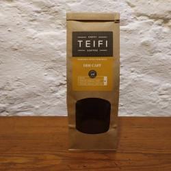 Teifi Dim Caff - Decaf Ground Coffee (4 Packs)