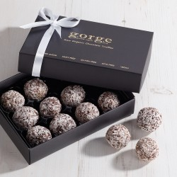 Coconut Chocolate Truffles Box