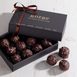 Chocolate Chocolate Truffles Box