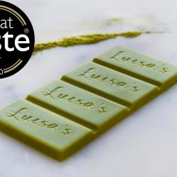Award-Winning Vegan Matcha White Chocolate (3 bars)