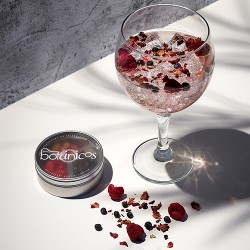 Raspberry, Rose & Juniper Botanicals Tin - Gin Gift
