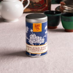 Himalayan Ginger & Lemongrass Loose Leaf Tea