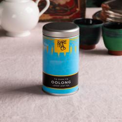 Chinese Iron Goddess Oolong Loose Leaf Tea