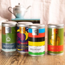 English Breakfast Loose Leaf Tea Gift Set