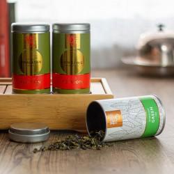 Green Tea Loose Leaf Gift Set