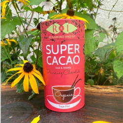 Super Cacao Luxury Organic Drinking Chocolate