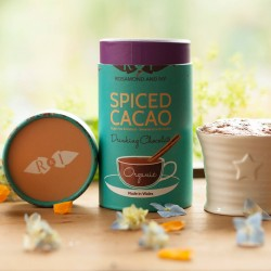 Spiced Cacao Organic Drinking Chocolate