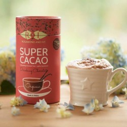 Super Cacao Luxury Organic Drinking Chocolate