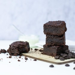 Chocolate Brownies Baking Kit
