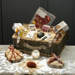 The Cheese & Charcuterie Lovers Gift Set Large