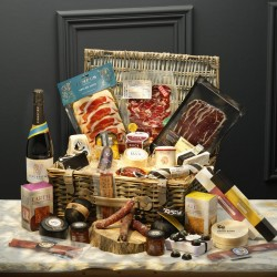 Great British Cheese & Charcuterie Luxury Hamper