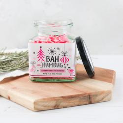 Raspberry Prosecco Bah Humbug Sweets