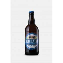 Blue Top 4.8% IPA bottled beer. 12x500ml