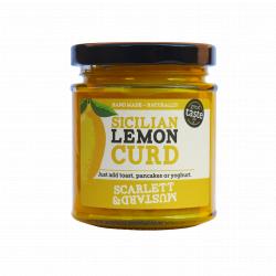 Sicilian Lemon Curd