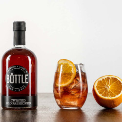 Twisted Old Fashioned Cocktail