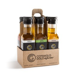 Rapeseed Oil Infusions Selection Six Pack