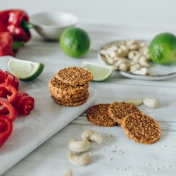 Chilli Crunch Snack Bites