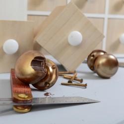 Chocolate Door Knob