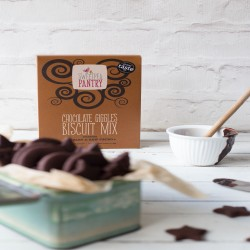 Chocolate Giggles Wholesome Biscuit Mix with Barley and Raw Cacao
