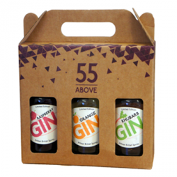 Gin 'Flavours' Gift Pack