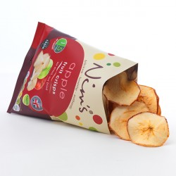 Air Dried Apple Crisps