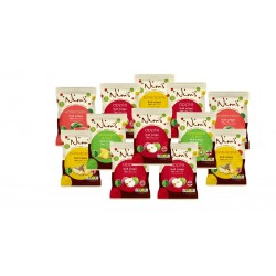 Air Dried Fruit Crisps Selection Box (12 Packs)