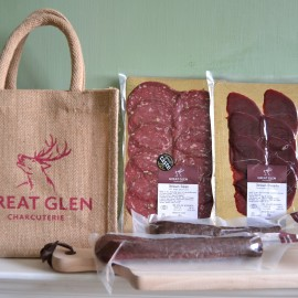 Charcuterie Gift Bag