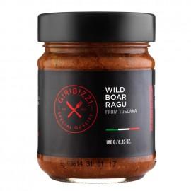 Wild Boar Ragu From Toscana