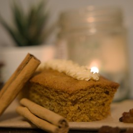 Free from Carrot cake