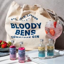 Beach Ready - Mini Signature & Pink Gin Pack with Beach Bag