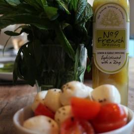 No.9 French Dressing - Lemon & Garlic Dressing