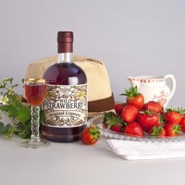 Wild Strawberry Liqueur