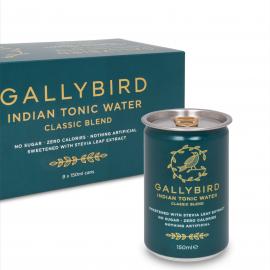 Indian Tonic Water - Classic Blend 8x150ml Fridgepack
