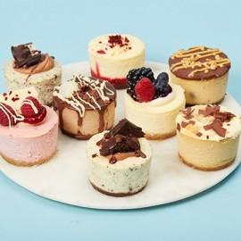 Mini Cheesecakes Variety Box