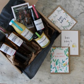 Charlie & Ivy's Happy Birthday Gift Hamper
