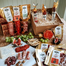 For the Love of Charcuterie Hamper box