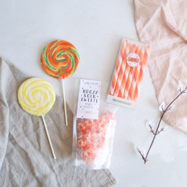 Couples Tropical Sweets Gift Set