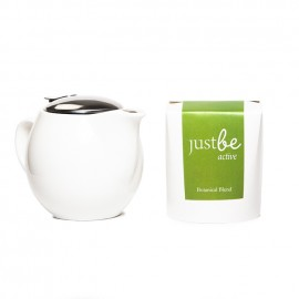 Active Botanical Blend & 500ml Teapot
