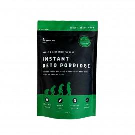 Front Of Pack -Peanut Butter Keto Porridge - The Brave Ape Co.