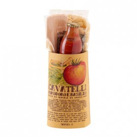 Cavatelli with Tomato and Basil Pasta Kit