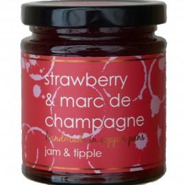 Strawberry & Marc de Champagne Jam