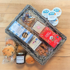 Cream Tea for Two, Don't Mind if I Do! - Gift Basket