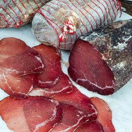 Beautiful British Bresaola