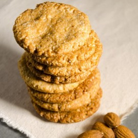 Paleo Lemon Biscuits