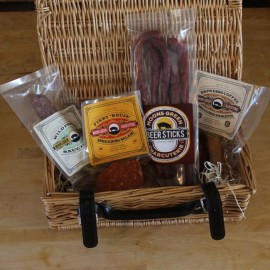 The Moons Green Modest Charcuterie Hamper