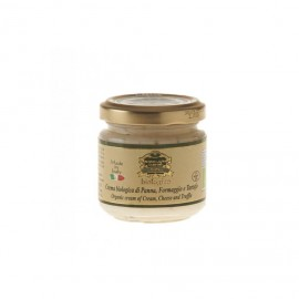 Organic Creamy Truffle Sauce