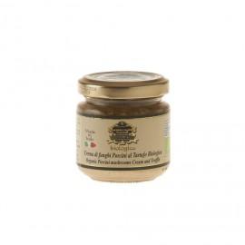 Organic Truffle and Porcini Mushroom Sauce