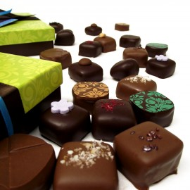 Artisanal Vintage Chocolate Collection